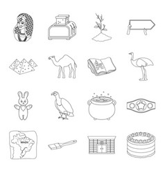 sports travel animals and other web icon in vector image vector image