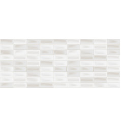 Beige ceramic mosaic wall tiles vector