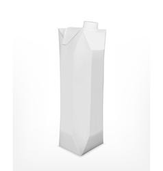 Carton package vector