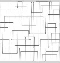 squares abstract white and grey background eps 10 vector image
