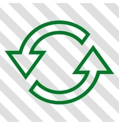 Sync Arrows Icon vector