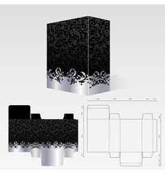 packaging vector image