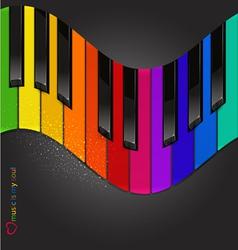 piano6 vs vector image vector image