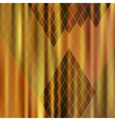 Abstract drapery vector image vector image