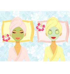 Beauty treatment vector