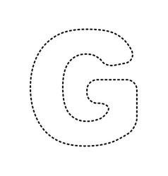 Letter g sign design template element royalty free vector letter g sign design template element vector image maxwellsz