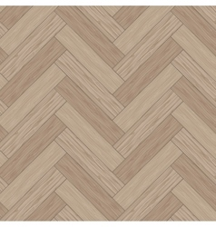 Seamless backgrounds of wooden parquet floor vector image