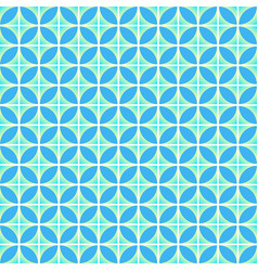 abstract background with geometrical vector image vector image