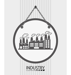 oil and gas industry vector image