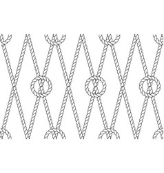 136 rope a3 vector
