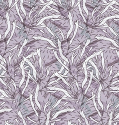 Kelp light purple hatching vector