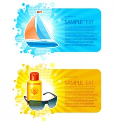 travel frames vector image