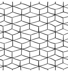Cubes seamless pattern vector