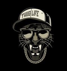 Thug life vector