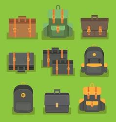 Bag Pack vector image