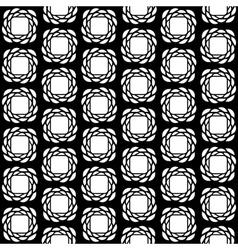 Design seamless monochrome vertical background vector