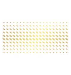Galaxy golden halftone array vector