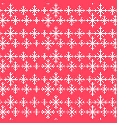 holiday christmas pattern vector image