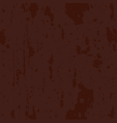 seamless pattern with texture rusty metal vector image