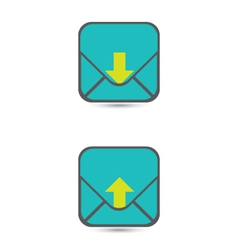 Download And Upload Icons 43 vector