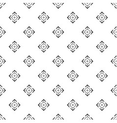 Easy target pattern seamless vector