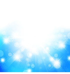 fresh glow background vector image