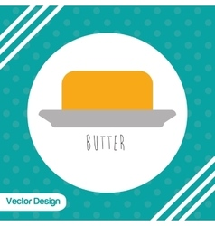 Breakfast icon design vector image vector image