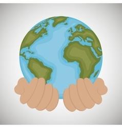 environment ecology icon design vector image