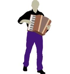 bandsman vector image