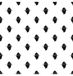 Iceberg pattern simple style vector