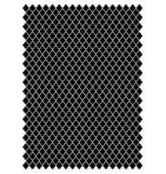 Tracery block pattern vector