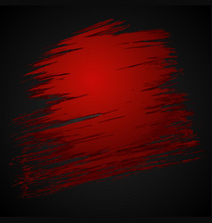 dark red stain vector image vector image