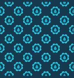 plumbing concept pattern vector image
