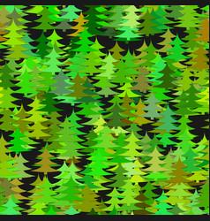 seamless abstract random christmas background vector image
