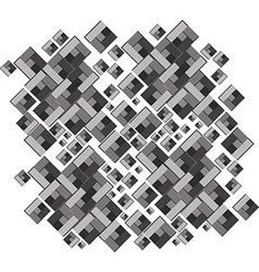 Square rotate 45 degrees-5 vector