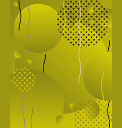 unique modern abstract background with fluid vector image