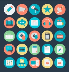 Web Icons 4 vector