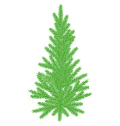New Year Tree6 vector image
