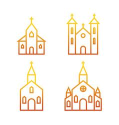A church vector