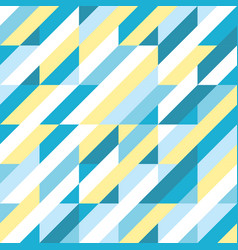 abstract lines colorful stripe background vector image vector image