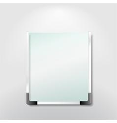information board vector image