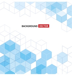 abstract cover template background vector image