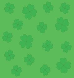 Background - St Patricks Day vector image