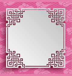 chinesenewyearpaper21 vector image