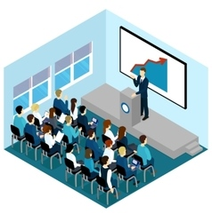 Isometric training lectures composition vector
