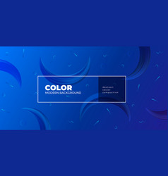 color gradient background design abstract vector image