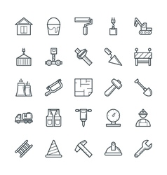 Construction Cool Icons 2 vector
