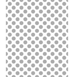 Pattern of gray dots vector