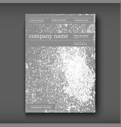silver paint splash splatter explosion glitter vector image