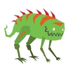 Aliens monster vector image